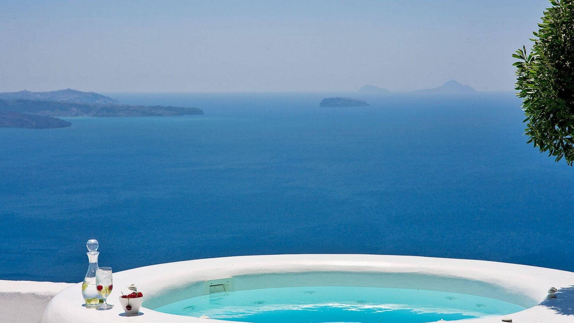 Villa Danae Greek Villas Boutique Luxury Villa